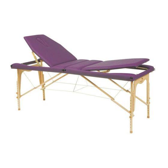 Lettino da massaggio con tensori altezza variabile Ecopostural C3213M61