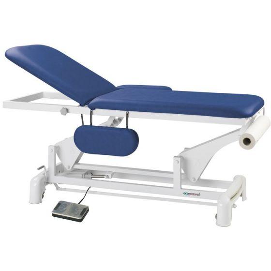 Lettino da massaggio elettrico 2 piani Ecopostural C3550