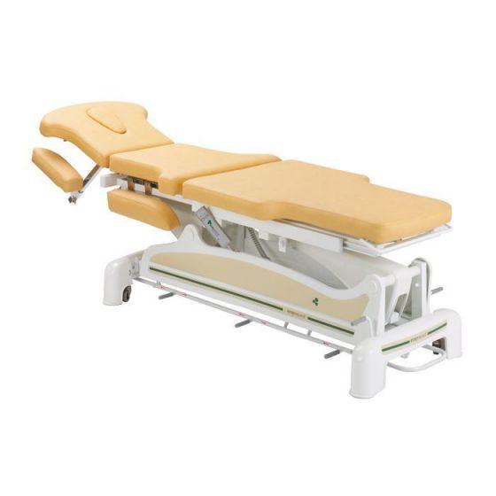 Lettino elettrico per osteopatia 3 piani Ecopostural Ecopostural C3561M57