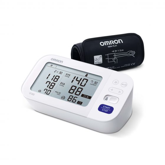 Misuratore di pressione elettronico da braccio Omron M6 Comfort HEM-7321-E