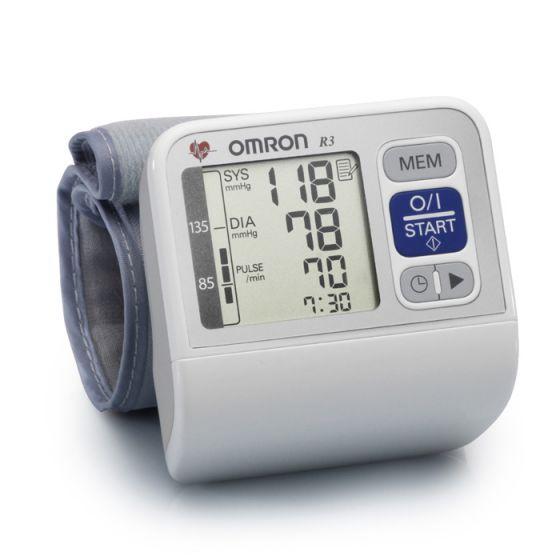 Misuratore di pressione elettronico da polso Omron R3 HEM-6200-E