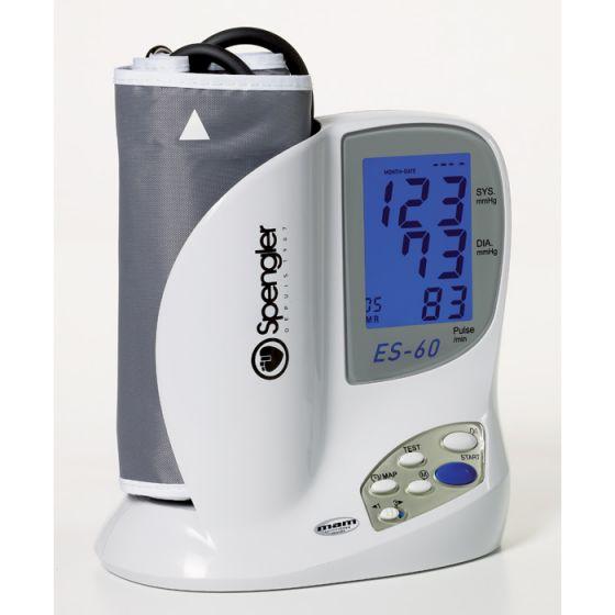 Misuratore di pressione elettronico professionale da braccio Spengler ES-60