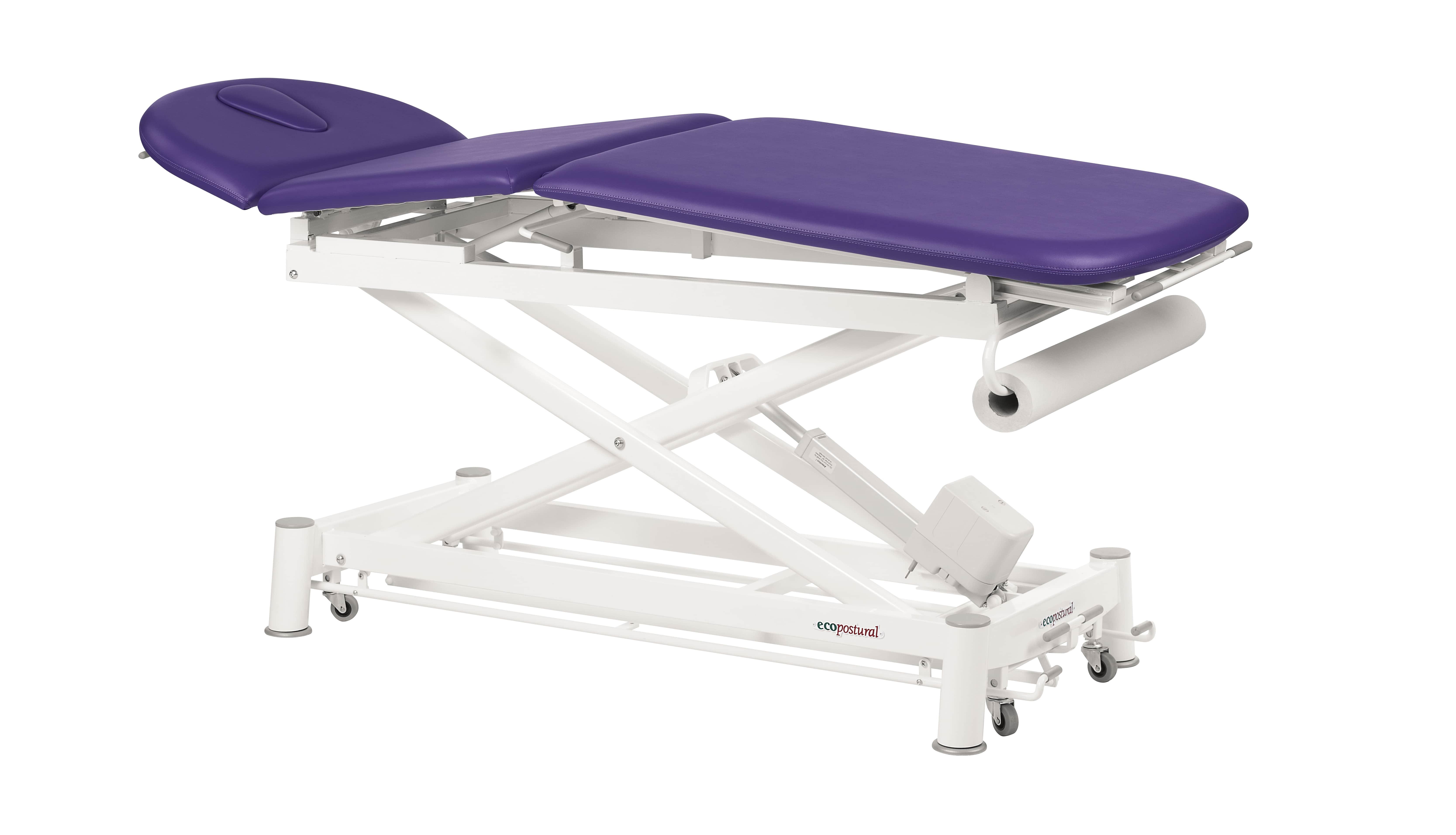 Lettino massaggio elettrico per osteopatia ecopostural c a
